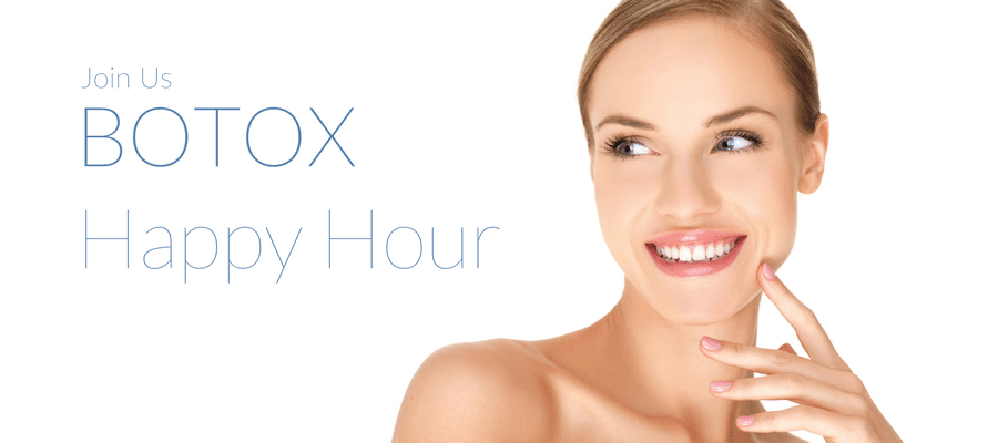 BOTOX Happy Hour Label