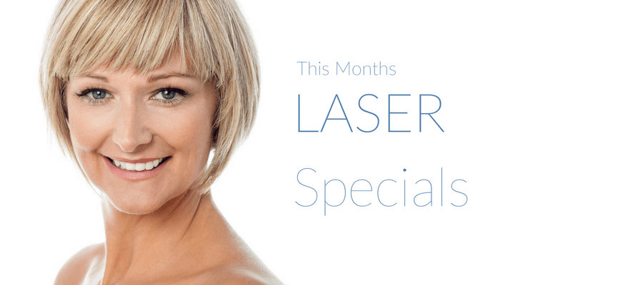 Laser Special Offers Label