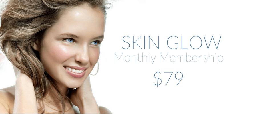 Skin Glow Membership Pic