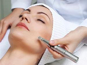 microneedling pen acne scars
